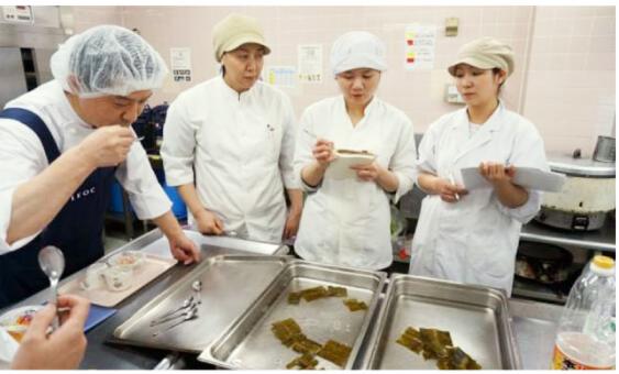 株式会社LEOC サンゲツ名古屋本社食堂の画像・写真