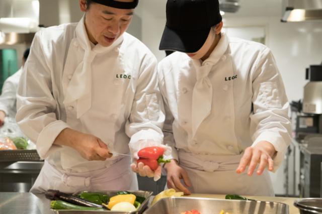 株式会社LEOC 厚岸町内の病院厨房の画像・写真